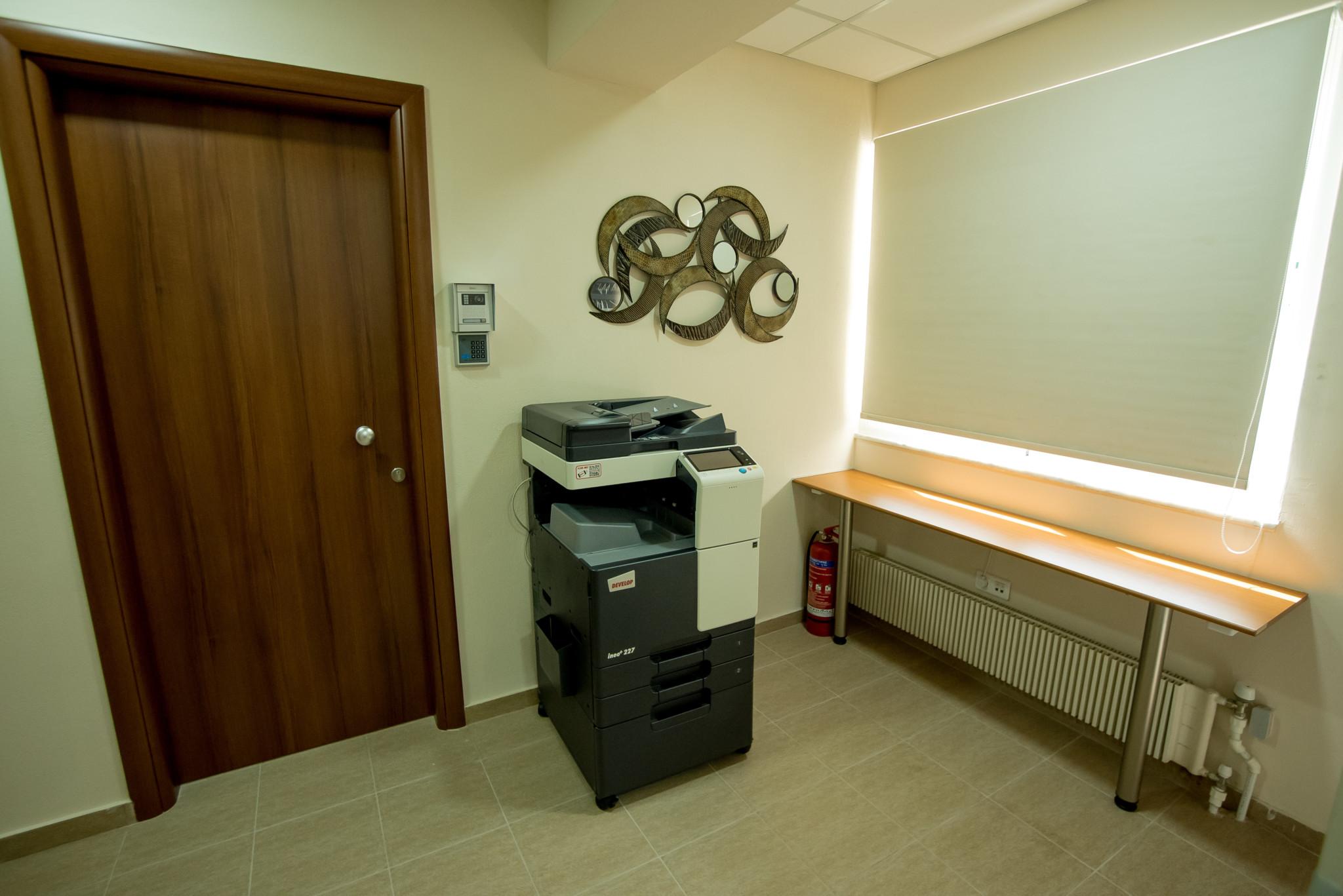 πλήρως εξιπλισμένα γραφεία